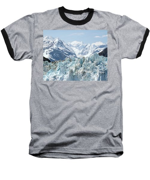 Glaciers End Of A Journey Baseball T-Shirt