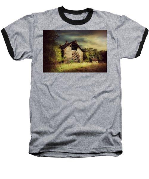 End Of Days Baseball T-Shirt