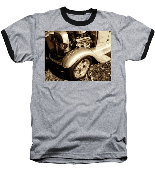 End Of Season Bw Baseball T-Shirt