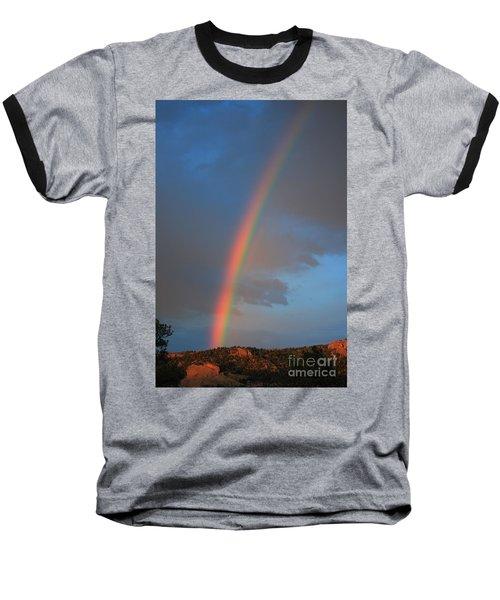 End Of The Rainbow Baseball T-Shirt