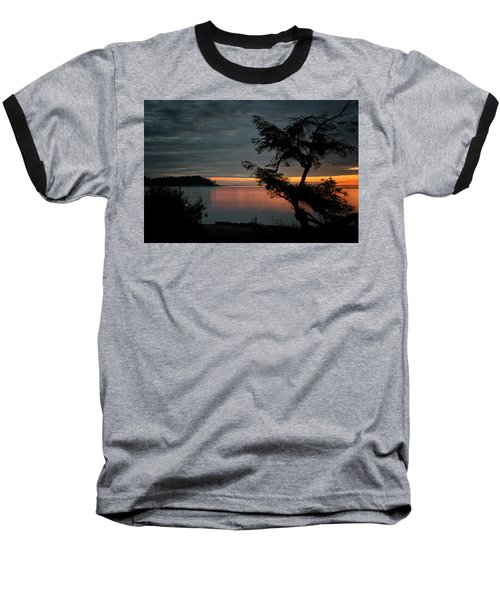End Of The Trail Baseball T-Shirt