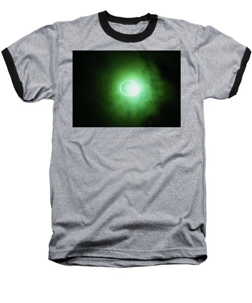 End Of Totality Baseball T-Shirt