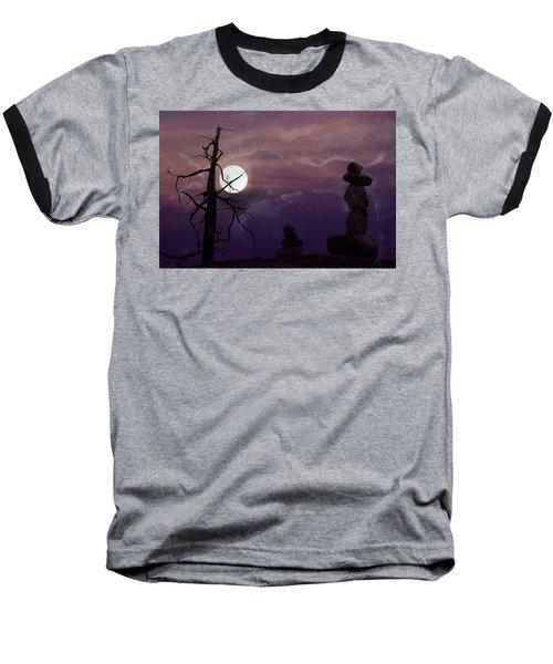 End Of Trail Baseball T-Shirt