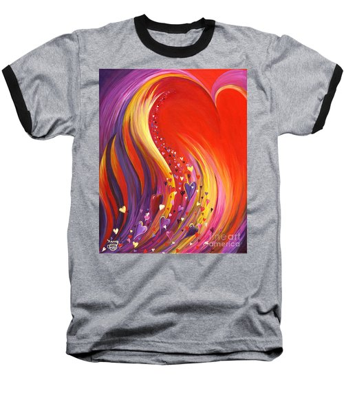 Arise My Love Baseball T-Shirt