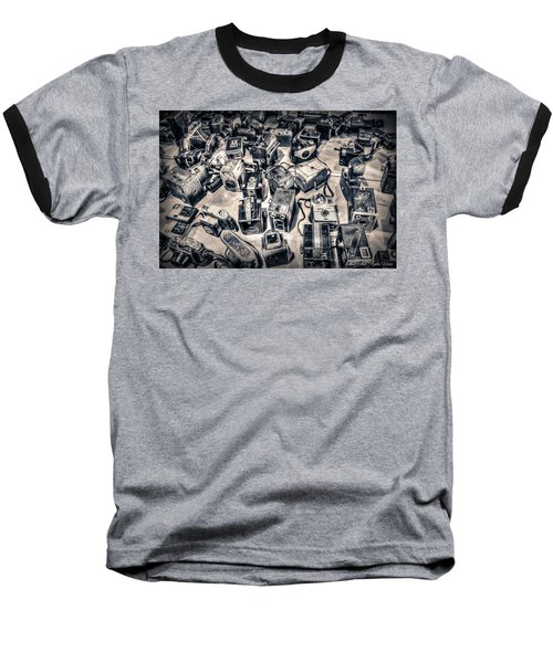 Baseball T-Shirt featuring the photograph Endless by Michaela Preston