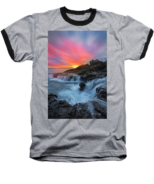 Endless Sea Baseball T-Shirt