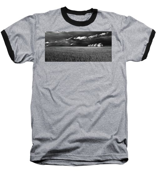 Baseball T-Shirt featuring the photograph Endless Sky by John Poon
