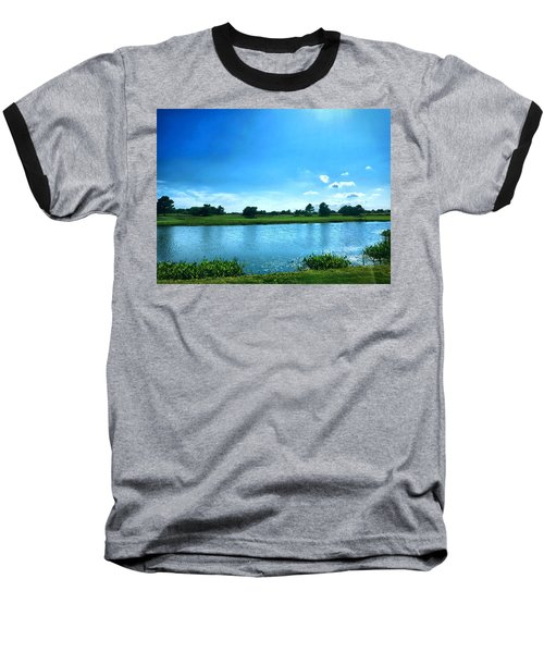 Endless Summer Baseball T-Shirt