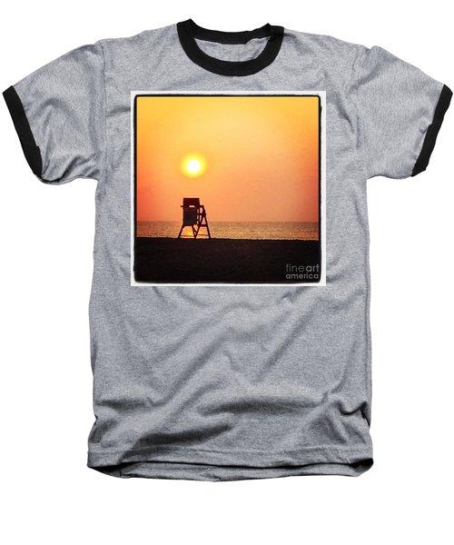 Endless Summer Baseball T-Shirt by LeeAnn Kendall
