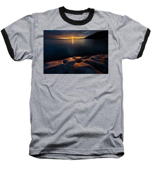 Enduring Autumn Baseball T-Shirt