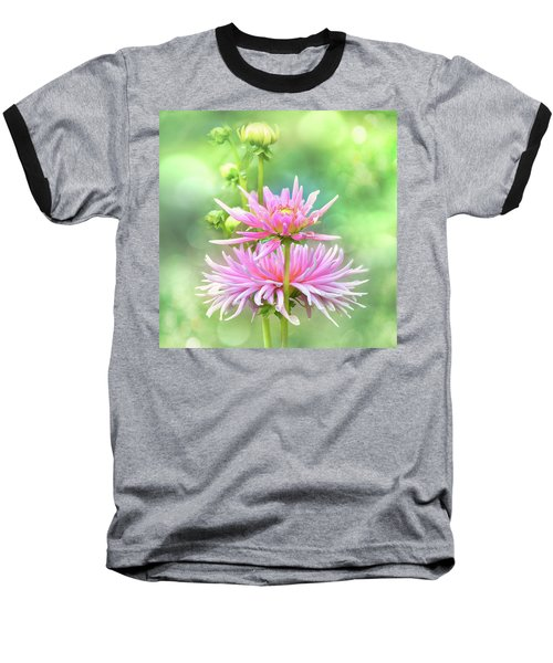 Baseball T-Shirt featuring the photograph Enduring Grace by John Poon