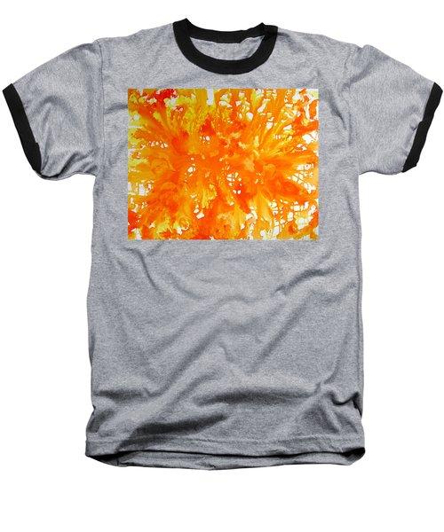Energy Burst Baseball T-Shirt