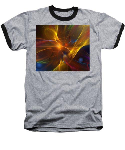 Energy Matrix Baseball T-Shirt