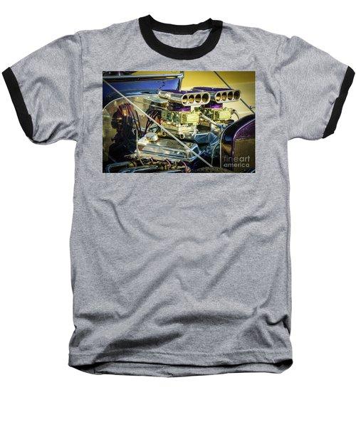 Engine 2x4 Baseball T-Shirt