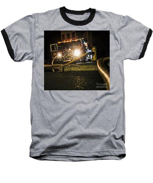Engine 4 Baseball T-Shirt