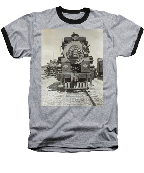 Engine 715 Baseball T-Shirt