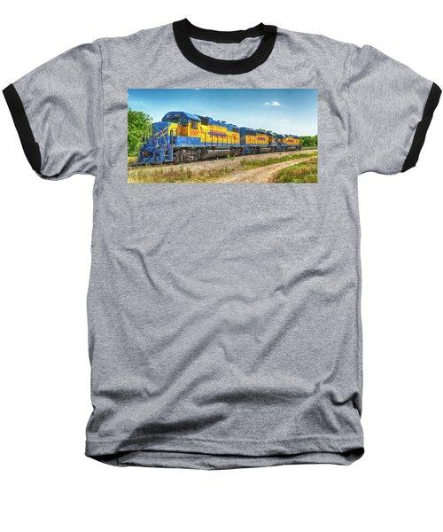 Taking A Break Baseball T-Shirt