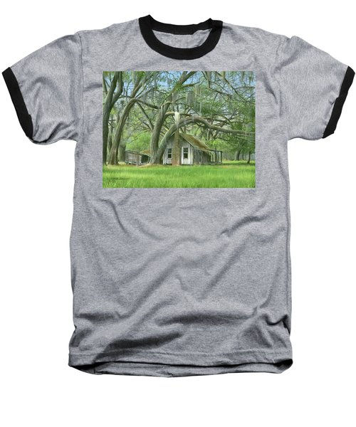 English Eddie Oaks  Baseball T-Shirt