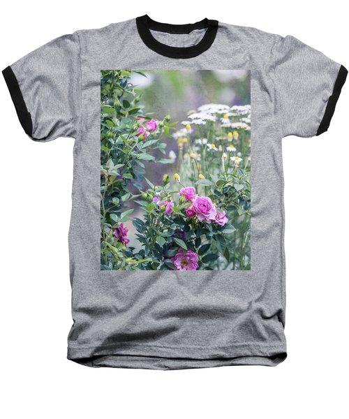 English Garden Baseball T-Shirt