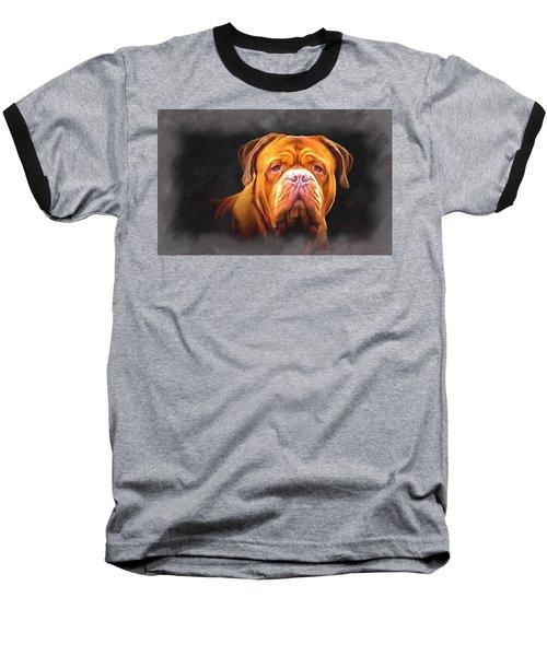 English Mastiff Baseball T-Shirt