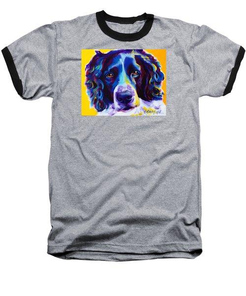 English Springer Spaniel - Emma Baseball T-Shirt