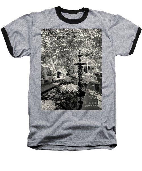Enid A. Haupt Conservatory Baseball T-Shirt