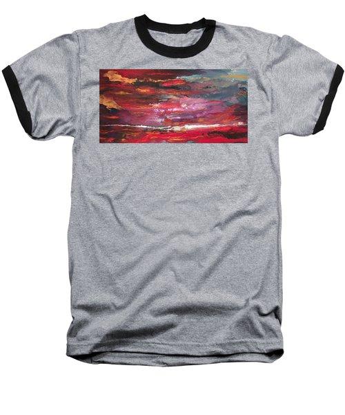 Enigma 2 Baseball T-Shirt