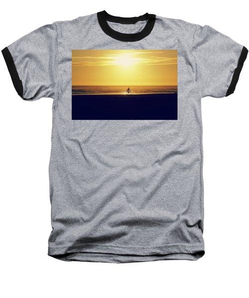 Enjoy The Ride Baseball T-Shirt