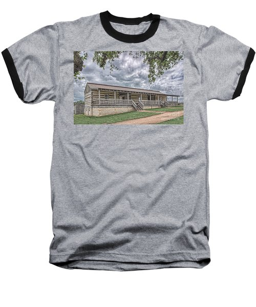 Enlisted Men's Quarters Baseball T-Shirt