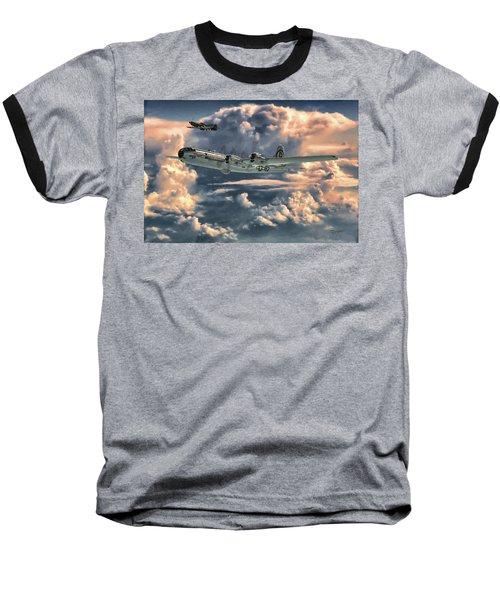 Enola Gay Baseball T-Shirt