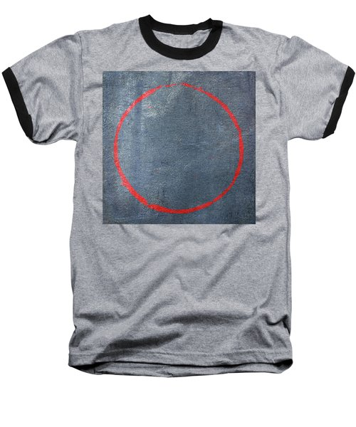Enso 2017-14 Baseball T-Shirt by Julie Niemela