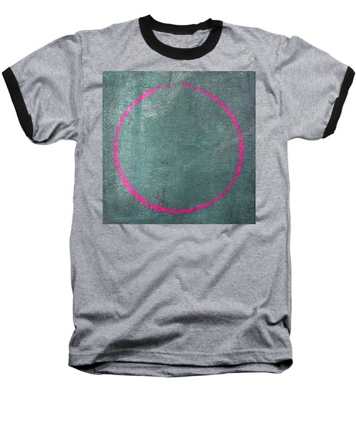 Enso 2017-23 Baseball T-Shirt by Julie Niemela