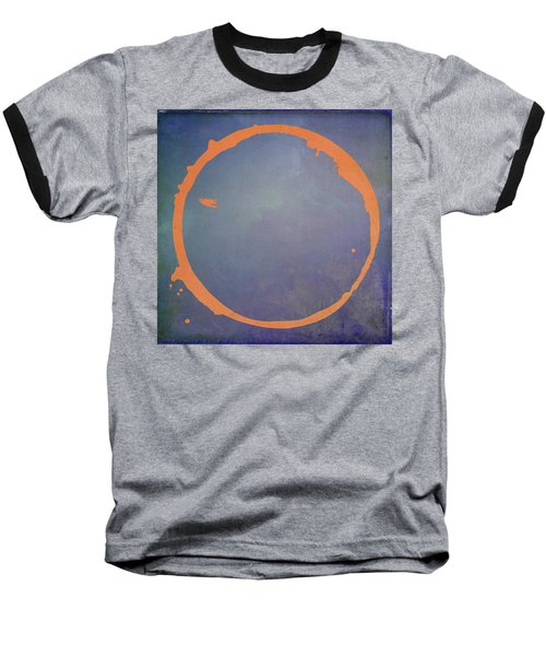 Enso 2017-3 Baseball T-Shirt by Julie Niemela