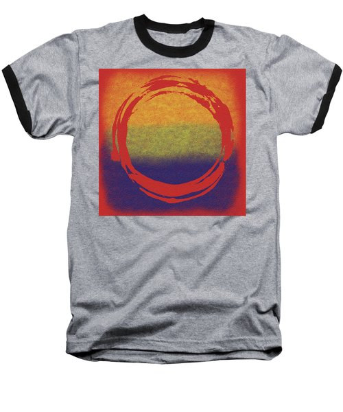 Enso 7 Baseball T-Shirt