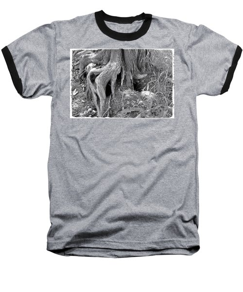 Ent Foot Baseball T-Shirt
