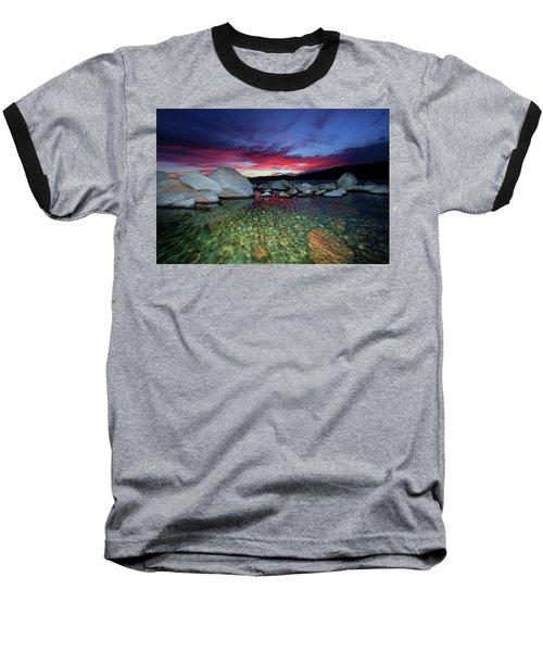 Enter A Tahoe Dream Baseball T-Shirt