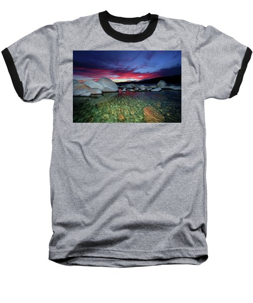 Enter A Tahoe Dream Baseball T-Shirt