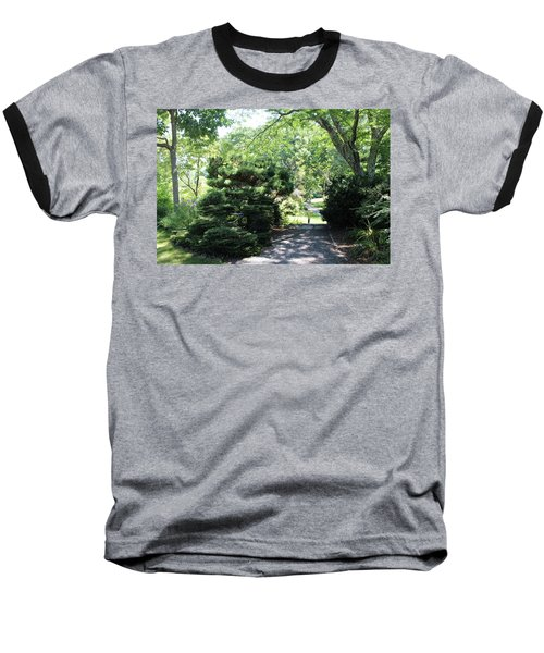 Enter The Garden Baseball T-Shirt