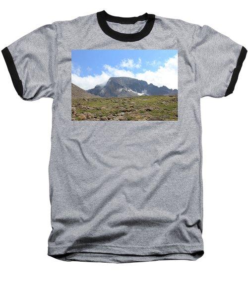 Entering The Boulder Field Baseball T-Shirt