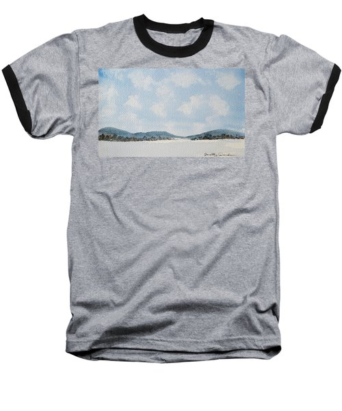 Entrance To Moulters Lagoon From Bathurst Harbour Baseball T-Shirt