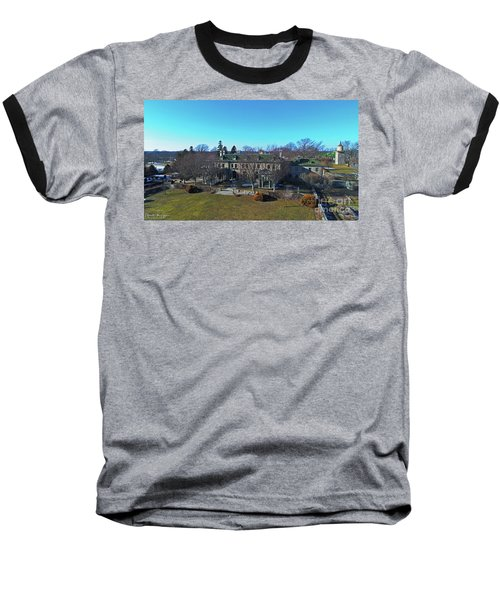 Eolia Mansion Baseball T-Shirt
