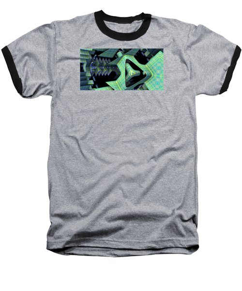 Baseball T-Shirt featuring the digital art Epic by Lyle Hatch