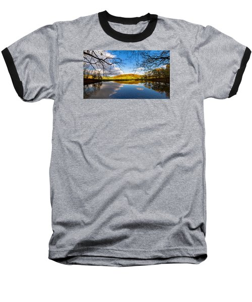 Erdfallsee, Harz Baseball T-Shirt
