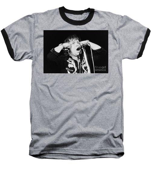 Eric Burdon In Concert-1 Baseball T-Shirt