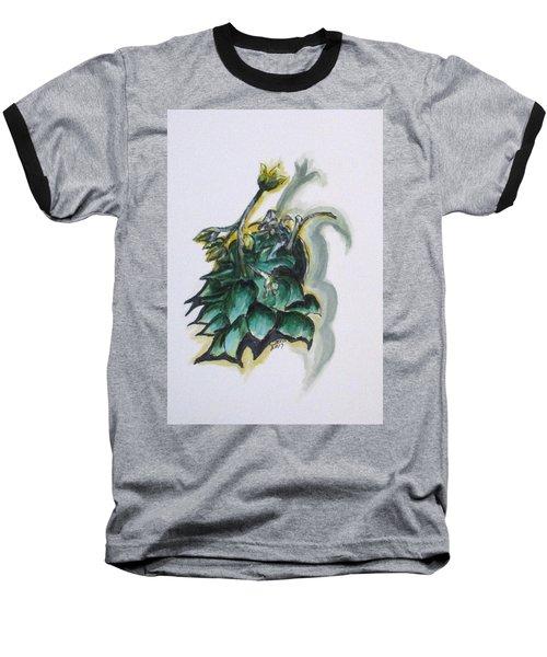 Erika's Spring Plant Baseball T-Shirt by Clyde J Kell