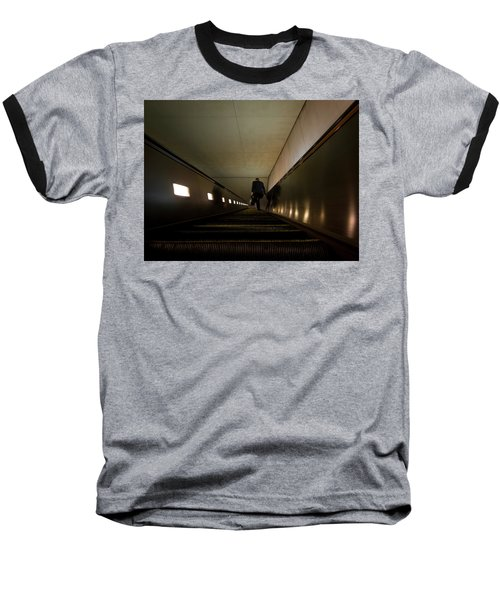 Escalation Baseball T-Shirt