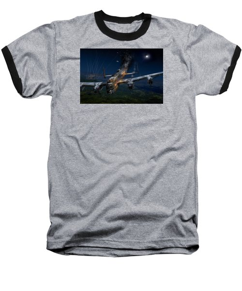 Escape At Mailly Baseball T-Shirt
