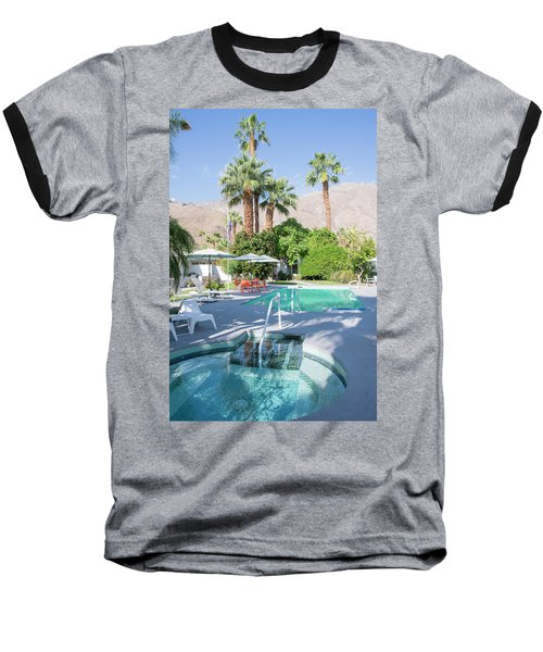 Escape Resort Baseball T-Shirt