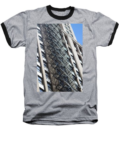 Escaping A Chicago Brownstone Baseball T-Shirt