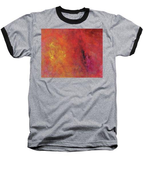 Escaping Spirits Baseball T-Shirt by Ralph White